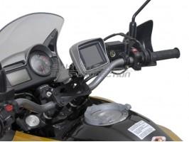 Антивибрационная площадка для GPS-навигатора