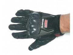 Перчатки эндуро GP с жесткой защитой костяшек кисти, размер М