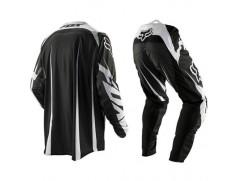 Мотоформа кроссовая 360 VIBRON штаны W34 + 360 VIBRON джерси XL черно-белая