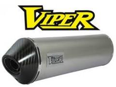 Глушитель VIPER титановый с карбоновым наконечником универсальный
