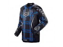 Мотоджерси Fox HC сине-черная