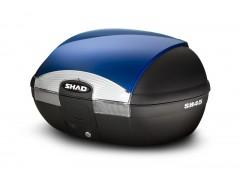 Мотокофр SHAD SH45 черный