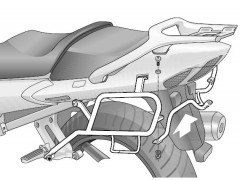 Крепления для боковых кофров SHAD Yamaha FJR 1300
