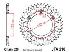 Звезда задняя JTA 210.51
