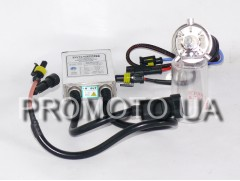 Ксенон мото-комплект DynaLight (Н4-6000К)