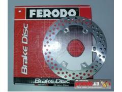 Тормозной диск задний на Yamaha YZF-R6, YZF-R1 Ferodo
