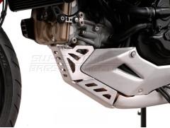 Защита двигателя на Ducati Multistrada