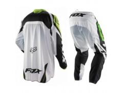 Мотоформа кроссовая 180 RACE штаны W32 + HC RACE джерси L зеленый