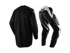 Мотоформа кроссовая 360 VIBRON штаны W38 + BLACKOUT джерси XXL черно-белая
