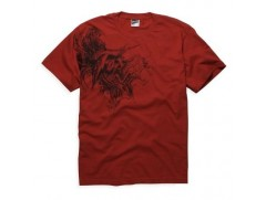 Футболка Day 2 Day ss Tee Mens RED