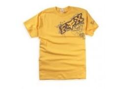 Футболка Graveyard s/s Tee Yellow