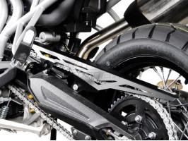 Алюминиевая защита цепи Triumph Tiger 800XC