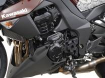 Боковые слайдеры (крашпеды) для Kawasaki Z 1000 (10-)