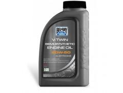 Моторное масло для чопперов BEL RAY V-Twin Semi-Syn Eng Oil 20W-50 1L