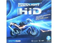 Биксенон мото-комплект DynaLight (Н4Н/L-6000К)