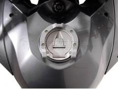 Крепление мотосумки на бак QUICK-LOCK для Aprilia/Ducati/Moto Morini горловина без болтов