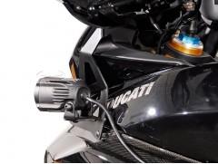 Крепление фар HAWK для Ducati Multistrada 1200 (10-).