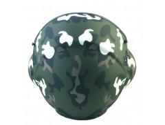 Мотошлем MARUSHIN B2 Camouflage зелен/мат. p.M