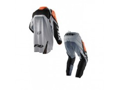 Мотоформа кроссовая 180 RACE штаны W28 + HC RACE джерси S оранжевая
