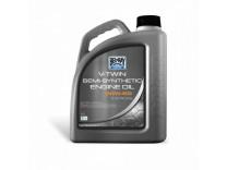Моторное масло для чопперов BEL RAY V-Twin Semi-Syn Eng Oil 20W-50 4L