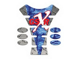 Наклейка на бак GSXR