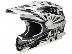 Шлем Shoei VFX-W Dissent TC-6 White-Black
