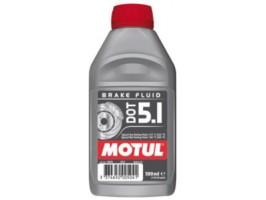 Тормозная жидкость синтетическая Motul DOT 5.1 500 мл