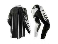 Мотоформа кроссовая 360 MACHINA штаны W32 + 360 VIBRON джерси L черно-белая