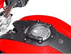 Крепление мотосумки на бак QUICK-LOCK для Ducati Monster 696/1100