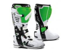 Кроссовые мотоботы FORMA PREDATOR зеленые