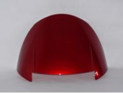 Панель мотокофра SHAD SH33 красная