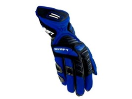 SHIFT Hybrid Delta Glove Blue