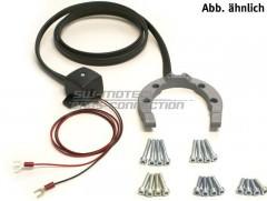 Электро-адаптер для мотосумки на бак Honda (7 болтов)
