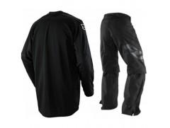 Мотоформа кроссовая NOMAD штаны W34 + BLACKOUT джерси XL черная