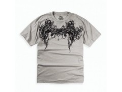 Футболка Gargoyle Heathered s/s Tee Grey