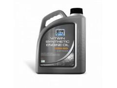 Моторное масло для чопперов BEL RAY V-Twin Syn Eng Oil 10W-50 4L