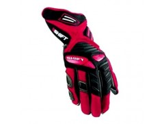 SHIFT Hybrid Delta Glove Red