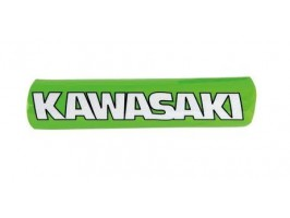 Валик перемычки руля эндуро ''Kawasaki'' зелёный