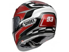 Шлем Shoei XR-1100 Marquez TC-1 White-Red-Black