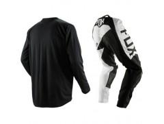 Мотоформа кроссовая 360 MACHINA штаны W36 + NOMAD RETRO RIDER джерси XXL черная