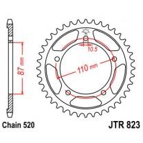 Звезда задняя JTR823.46