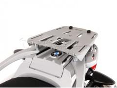 Крепление центрального кофра ALU-RACK Silver. BMW F 650 GS / Dakar, G 650 GS / Sertao