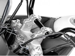Адаптер для увеличения высоты руля на 31 мм и приближения к водителю на 22 мм, под диаметр 22 мм