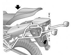 Крепления для боковых кофров SHAD Yamaha Fazer 1000
