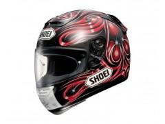 Шлем SHOEI X-SPIRIT Vermeulen TC-1 красн p.L