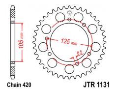 Звезда задняя JTR1131-53