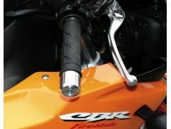 Грузики руля Yamaha R1 серебристые
