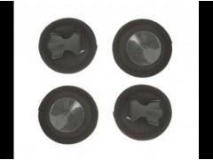 Комплект присосок для мотосумки на бак (4 шт.)