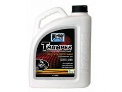 Моторное масло для MX и эндуро BEL RAY Thumper Rac Syn Est 4T 15W-50 4L