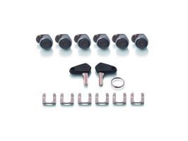 Набор цилиндрических замков для мотокофров TraX ® Alu-BOX